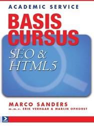 Basiscursus SEO en HTML5 Sanders, Marco