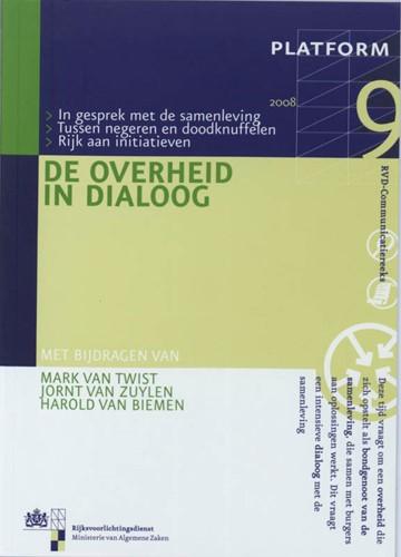 De overheid in Dialoog -BOEK OP VERZOEK Bruijne, P. de
