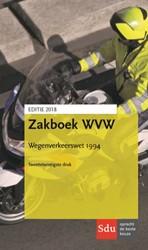 Zakboek wegenverkeerswet 1994 Pluijm, A.C. van der