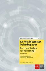 De Wet Inkomstenbelasting 2001, Editie 2 -Met hoofdzaken loonbelasting Dijkstra, C.G.