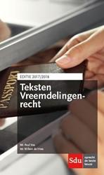 Teksten Vreemdelingenrecht Vries, W.P.C. de