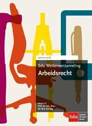 Sdu Wettenverzameling Arbeidsrecht. Edit