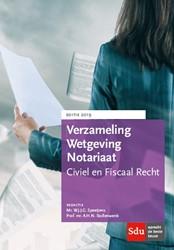 Verzameling Wetgeving Notariaat 2019 -civiel en Fiscaal Recht