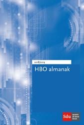 HBO Almanak, Editie 2018-2019 -Alle informatie over het HBO b innen handbereik. Uitgevers