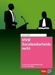 VNW Socialezekerheidsrecht 2018 -editie 2018