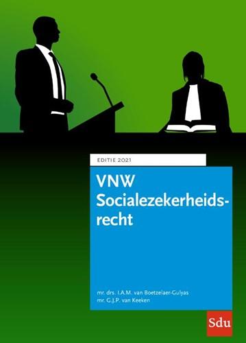 VNW Socialezekerheidsrecht 2021 -Editie 2021