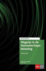 Wegwijs in de Vennootschapsbelasting Bouwman, J.N.