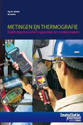 Metingen en thermografie -elektrische inspecties en onde rzoeken Kluwen, Nico