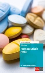 Teksten Farmaceutisch recht Schutjens, M.D.B.