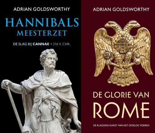 Hannibals meesterzet en Glorie van Rome Goldsworthy, Adrian