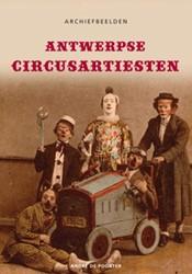 ANTWERPSE CIRCUSARTIESTEN - ARCHIEFBEELD POORTER