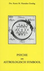 Psyche en astrologisch symbool. -een astrologische beschouwing over psychische energieen Hamaker-Zondag, Karen