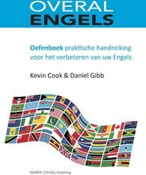 Overal Engels -oefenboek praktische handreiki ng voor het verbeteren van uw Cook, Kevin