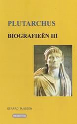 Biografieen III -Dion, Brutus, Demetrios, Anton ius Plutarchus