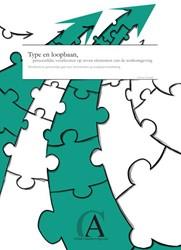 Werkboek type en loopbaan -persoonlijke voorkeuren op zev en elementen van de werkomgevi Cornelis, Lieven
