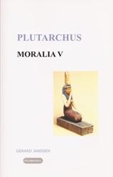 Moralia -GRIEKSE EN EGYPTISCHE GODSDIEN ST Plutarchus
