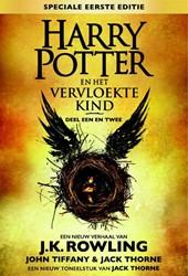 Harry Potter en het vervloekte kind Rowling, J.K.