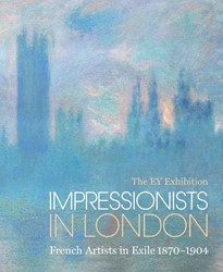 Impressionists in London. French Artists Corbeau Parsons, Caroline