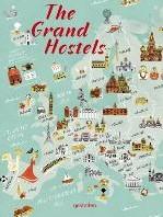 Grand Hostels -Luxury Hostels of the World by BudgetTraveller Bhattacharya