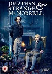 Jonathan Strange and Mr Norrell 3DVD