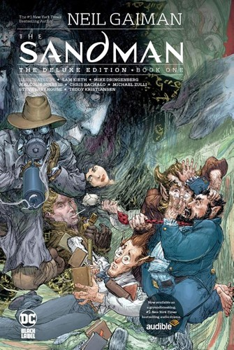 The Sandman -The Deluxe Edition Book One Neil Gaiman