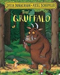 Gruffalo Donaldson, Julia