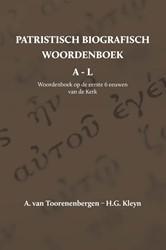 Patristisch biografisch woordenboek -A t/m L Toorenenbergen, A. van