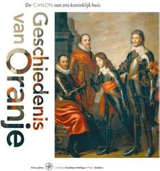 De Oranjes -de CANON van ons koninklijk hu is Hellinga, Gerben Graddesa