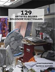 129 Belgische kunstenaars. Patricia Math Mathieu, Patricia