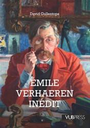 Emile Verhaeren inedit Gullentops, David