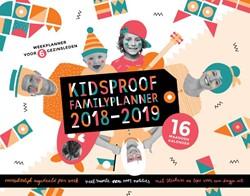 Kidsproof Familyplanner 2018-2019 Steekelenburg, Maaike van