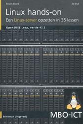 Linux hands-on -een Linux server opzetten in 3 5 lessen (OpenSuse Leap, versi Boonk, Erwin