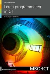 Leren programmeren in C#, complete b -complete bundel Rotteveel, Michiel