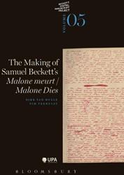 BDMP The making of Samuel Beckett's Hulle, Dirk Van