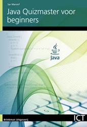 Java Quizmaster voor beginners -leer, test en verbeter je Java -vaardigheid in 105 quizzen Maroof, Sar