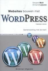 Websites bouwen met WordPress -samenwerking met de klant Moll, Vincent