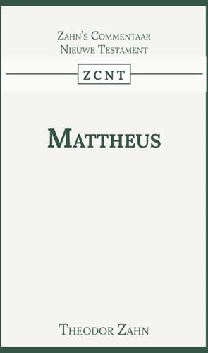 Kommentaar op het Evangelie van Mattheus Zahn, Theodor