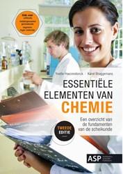 Essentiele elementen van chemie -een overzicht van de fundament en van de scheikunde Haezendonck, Yvette