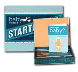 Het Baby Startpakket Borgenicht, Louis