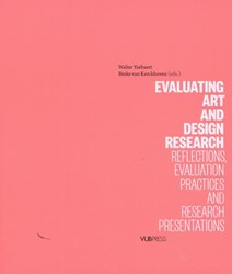 Evaluating Arts and Design Research: Ref Ysebaert, Walter