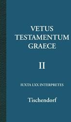 Vetus Testamentum Graece -iuxta LXX interpretes Tischendorf, C.