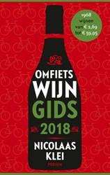 Omfietswijngids 2018 -De lekkerste wijngids van Nede rland Klei, Nicolaas