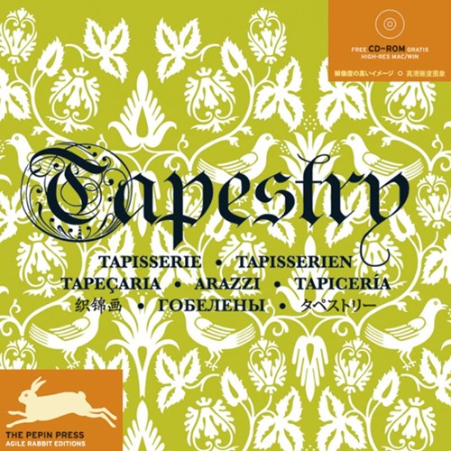 Tapestry -tapisserie, taisserien, tapeca ria, arazzi, tapiceria Roojen, Pepin van
