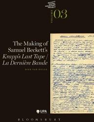 The making of Samuel beckett's krap Hulle, Dirk Van