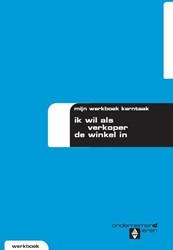 Werkboek ik wil als verkoper de winkel i Esch, Frans de
