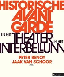 Historische Avant Garde en het theater i