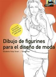 Dibujo de Figurines para el Diseno de Mo -NUEVA EDICION 2011 Drudi, Elisabetta