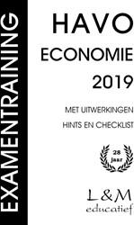 Examentraining Havo Economie -examens (nieuw programma) met uitwerkingen, hints en samenva Vermeulen, Hans