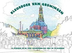 Kleurboek van Groningen Scheepstra, Anton