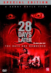 28 Days Later DVD /